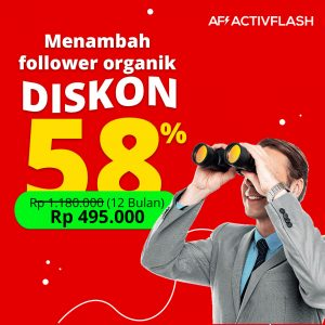 promo kupon voucher activflash